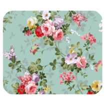 Mouse Pad Beautiful Rose Flowers Nature Editions For Game Animation Fantasy - $9.00