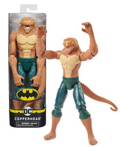 """DC Batman Creature Chaos Copperhead 12"""" Figure 1st Edition New in Package - $27.88"""