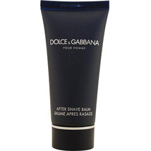 Dolce & Gabbana For Men AFTER SHAVE BALM 2.5 oz - $96.99