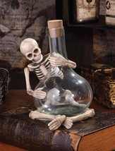 """Bethany Lowe Designs Halloween """"Potion Skelly"""" TD5044 - $66.99"""