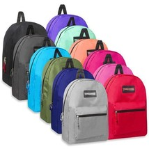 """Classic 17"""" Trailmaker Backpack 12 Color Variety New With Tags - $9.95"""