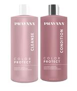 Pravana Color Protect Shampoo, Conditioner Liter - $31.67+