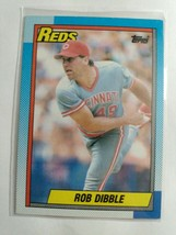 TOPPS1990CARD#46ROB DIBBLE - $0.99