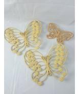 Burwood Homco Butterfly Wall Decor Set - $10.88