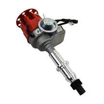 Pontiac Ready 2 Run R2R Distributor V8 301 326 350 387 400 421428 455, Red Cap image 7