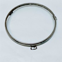 1964-1973 OEM Ford Mustang Metal Round Headlight Ring Trim Vintage Used Factory - $20.90