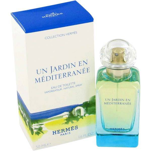 Hermes paris un jardin en mediterranee 1.6 oz perfume