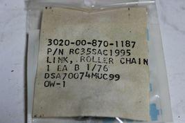 Link- Belt RC35-SN Roller Chain Link Pack of 4 image 3