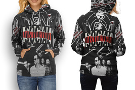 hoodie women social distortion - $43.99+