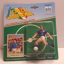 Forza Campioni! Giuseppe Giannini Soccer Figurine New, sealed. UPC 30100... - $16.00