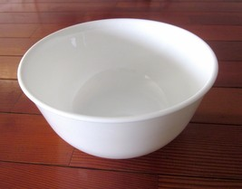 """Vintage Corelle by Corning Soup/Cereal Bowl 6-1/4"""" White - $9.41"""