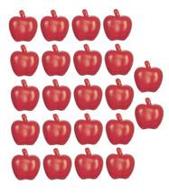 DOLLHOUSE MINIATURE 22PC RED APPLES SET #MA4021 - $3.99