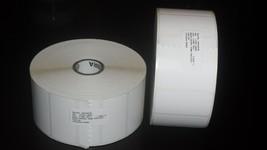 "Zebra Z-Perform 2000D Labels 2"" x 1""  2340  2 Rolls 10010028 - $28.05"