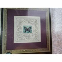 """Gold Collection Petite Fanciful Butterfly Counted Cross Stitch Kit 6""""X6"""" - $78.15"""