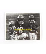Vtg 1960's Kansas City Chiefs Football AFL 8x10 Len Dawson HOF Quarterback - $37.61