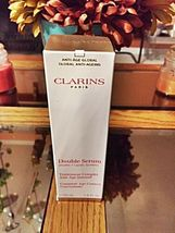 Clarins Double Serum Complete Age Control Concentrate 50 ml/1.6 oz. New. - $48.95
