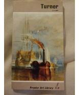 Premier Art Library Vol. 2 Turner (1775-1851) 15 color plates, 20 b&W 19... - $24.70