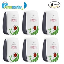 Ultrasonic Pest Control Repellent Electronic– HappyHomey Plug In Repelle... - $14.97