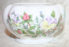 Wild Tudor Open Sugar Bowl Finest English Bone China Made in England by ... - $29.65