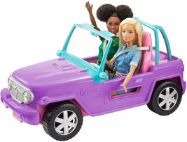 Barbie Jeep, Car all Terrain to The Outdoor, Car Of Toy (Matte GMT46 - $241.00