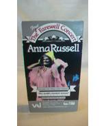 Anna Russell - The (First) Farewell Concert (VHS) - $6.68