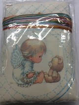 Sunset Littlest Angel Stocking Quilted Stitchery Kit Ruth Morehead Baby ... - $16.06