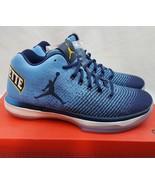 Nike Air Jordan 31 XXXI Low Marquette Golden Eagles Blue 897564-406 Size 7 - $133.64