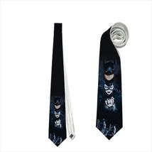 Necktie tie batman catwoman penguin - $22.00