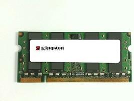 Kingston KVR533D2S4/1G 1GB Notebook Sodimm DDR2 PC4200(533) Unbuf 1.8v 2RX16 200 - $29.45