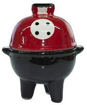 Adorable Stacking Salt and Pepper Shaker Set- Grill - $12.33