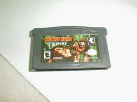 Donkey Kong Country Nintendo Game Boy Advance 2003 GBA TESTED - $22.00