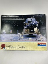 Monogram Model Kit Heritage Edition First Lunar Landing 1/48 Scale Apoll... - $27.83