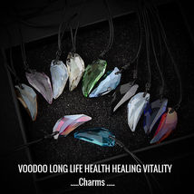 LONG LIFE HEALTH HEALING VITALITY Voodoo magick charm talisman haunted - $120.00