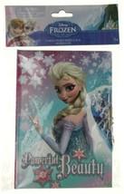 Disney Frozen Diary Lock Lot 3 Elsa Movie Powerful Beauty Girls Journal ... - $9.99