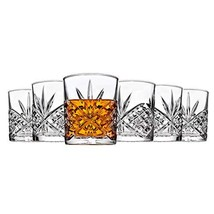 Godinger Dublin Double Old Fashioned Glasses, Set of 6 - $35.12
