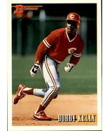 Bobby Kelly 1993 Bowman Card #610 - $0.99