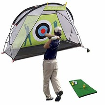 Golf Practice Hitting Net Personal Driving Range Golf Training Aids for ... - $175.35