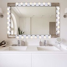 Dysmio Lighting Six Light Vanity Strip - Hollywood Style Mirror Fixture ... - $66.99