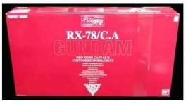 C3 2002 Limited PG 1/60 Casval exclusive Gundam Extra Finish Plastic mod... - $565.00