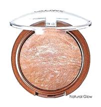 Avon Glow Marbleized Bronzer Natural Glow A201 ,0.25 oz 7 g  - $16.85