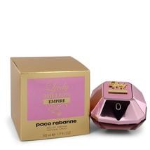 Lady Million Empire By Paco Rabanne Eau De Parfum Spray 1.7 Oz For Women - $72.84