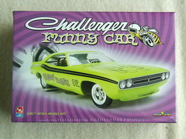 FACTORY SEALED Challenger Funny Car by AMT/Ertl for Model King #21796P - $39.59