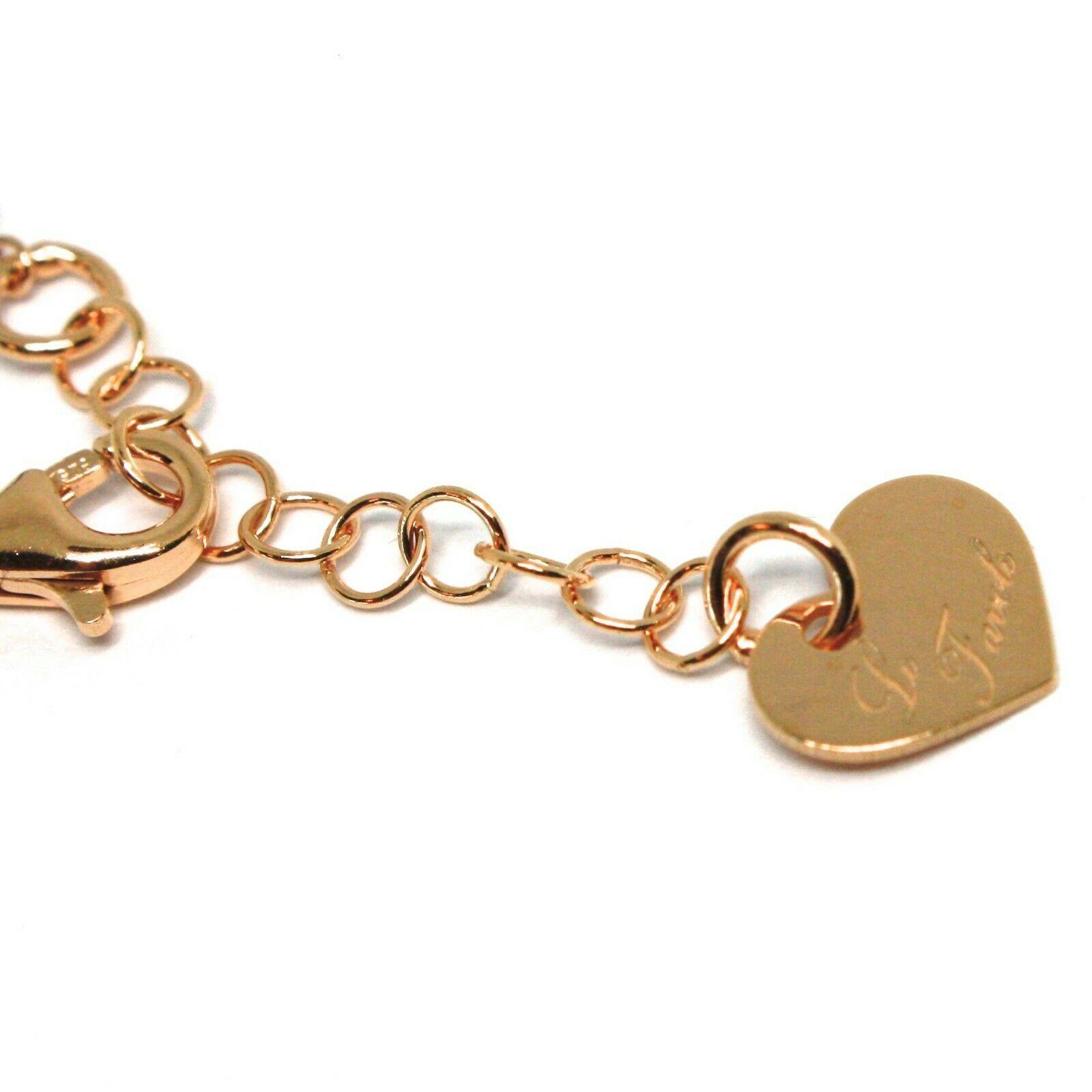 Armband und Ohrhänger 925 Silber, Mary Tasche Regenschirm Hut Sterne, Le Favole image 5
