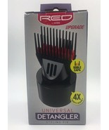 RED BY KISS UNIVERSAL DETANGLER STYLING PIK BLOW DRYER COMB BY RED  #UBP... - $4.54