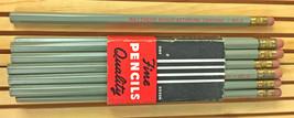 Vintage Lot of 12 Unused Raytheon Manufacturing #2 Pencils - $21.73