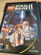 Sony PS2 LEGO Star Wars II: The Original Trilogy image 2