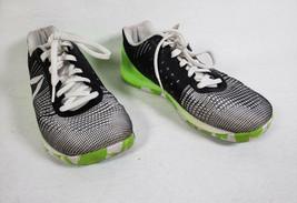 Reebok Crossfit Nano 7 Training Sneakers White Black Green Men Shoes 9.5 US - $49.50