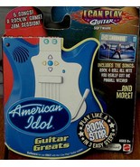 I Can Play Guitar Game Software Cartridge - American Idol Guitar Greats ... - $14.84