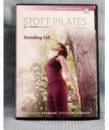 Stott Pilates: Standing Tall  DVD with Moira  - $8.64