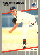 1989 Fleer #508 Ken Patterson NM-MT White Sox - $0.99